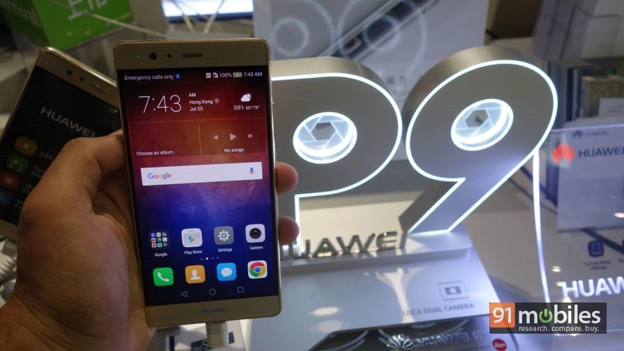 Huawei P9 first impressions - 91mobiles 02