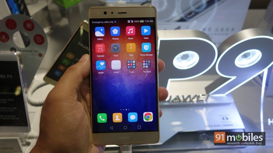 Huawei P9 first impressions - 91mobiles 05