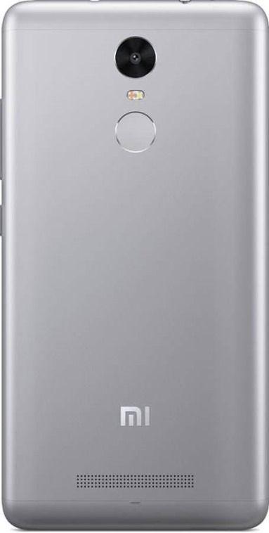 Redmi Note 3 back