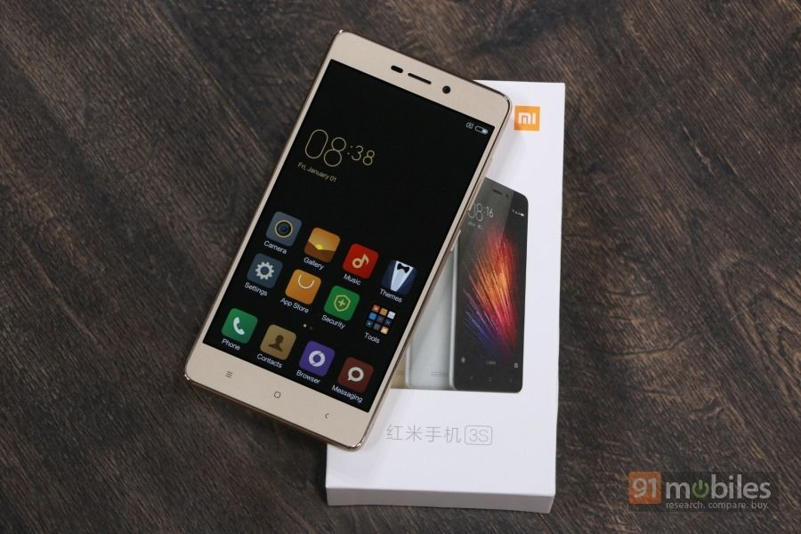 Xiaomi Redmi 3s unboxing and first impressions | 91mobiles com