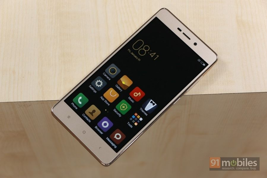 Xiaomi Redmi 3S, Redmi 3S Prime with 5-inch HD displays