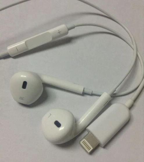 iPhone 7 EarPods leak