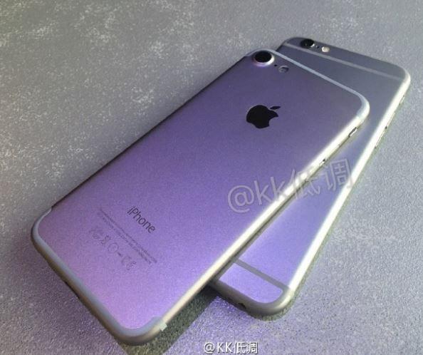 iPhone 7 dummy vs iPhone 6s