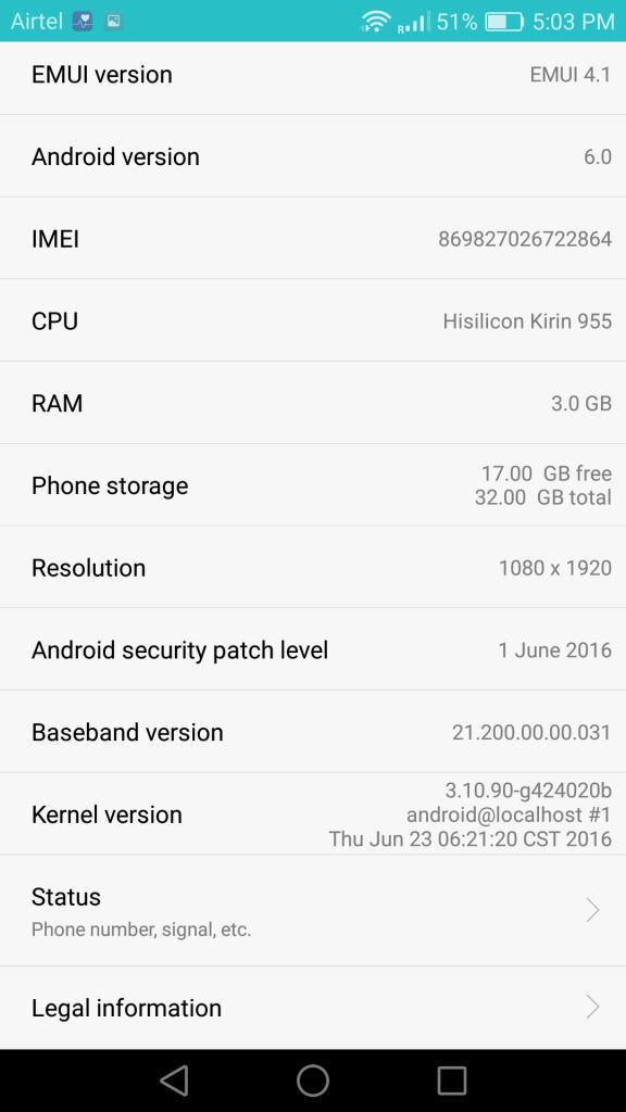 Huawei P9_performance