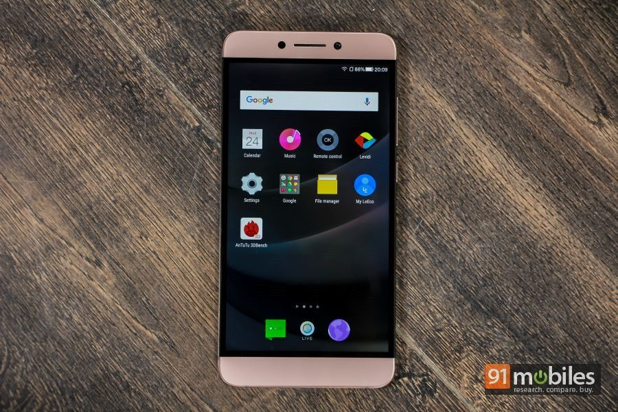 LeEco Le Max2 review - 91mobiles 01