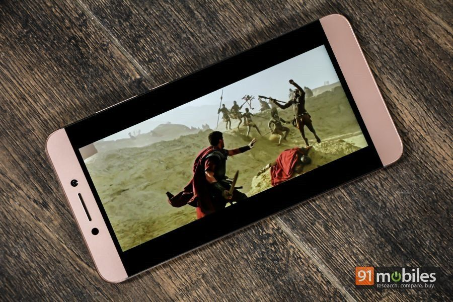 LeEco Le Max2 review - 91mobiles 14