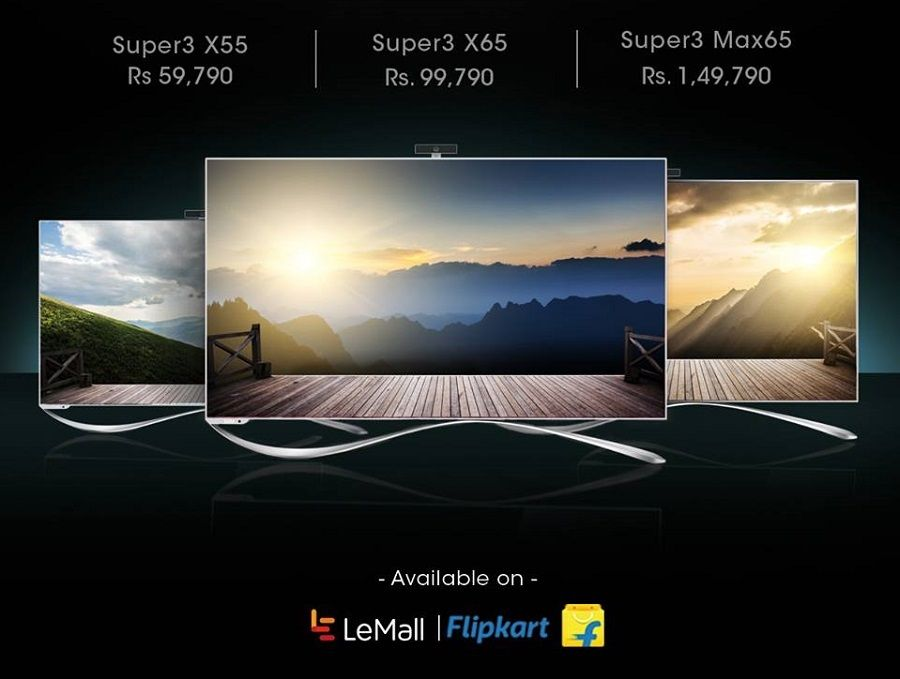 LeEco-SuperTVs