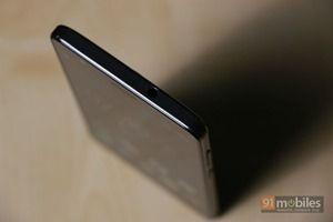 Lenovo K5 Note top