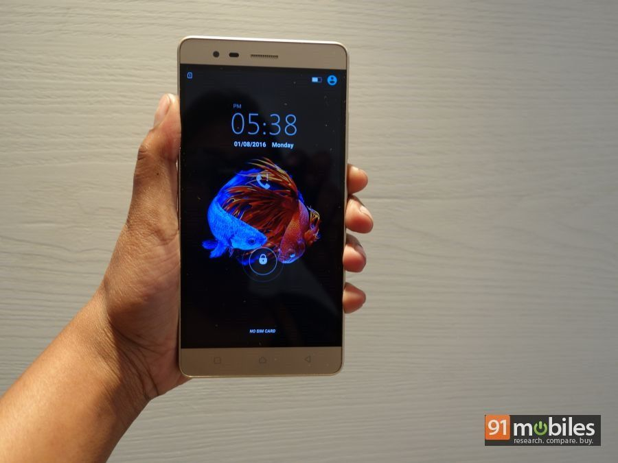 Lenovo VIBE K5 Note first impressions - 91mobiles 02