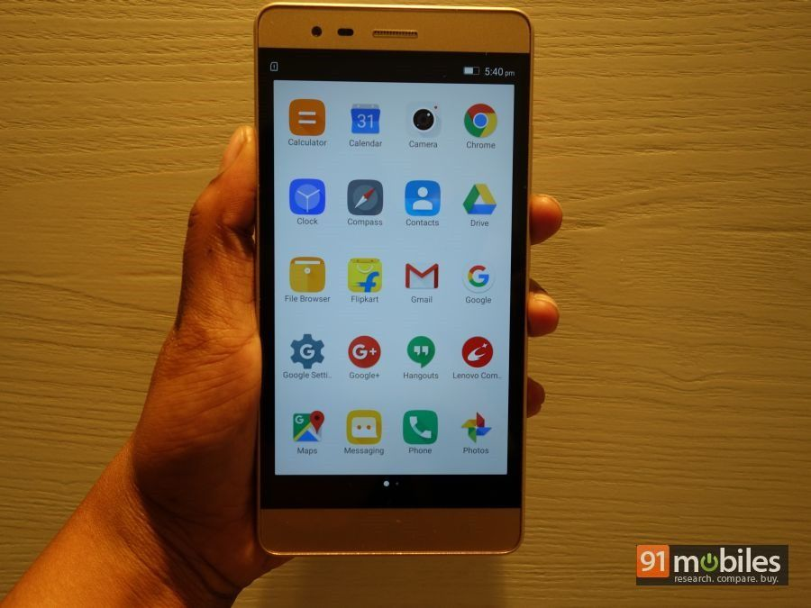 Lenovo VIBE K5 Note first impressions - 91mobiles 21
