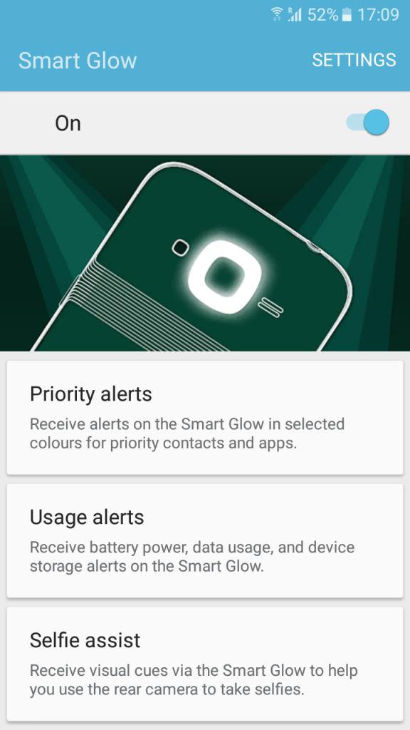 Samsung Galaxy J2 2016_Smart Glow_1
