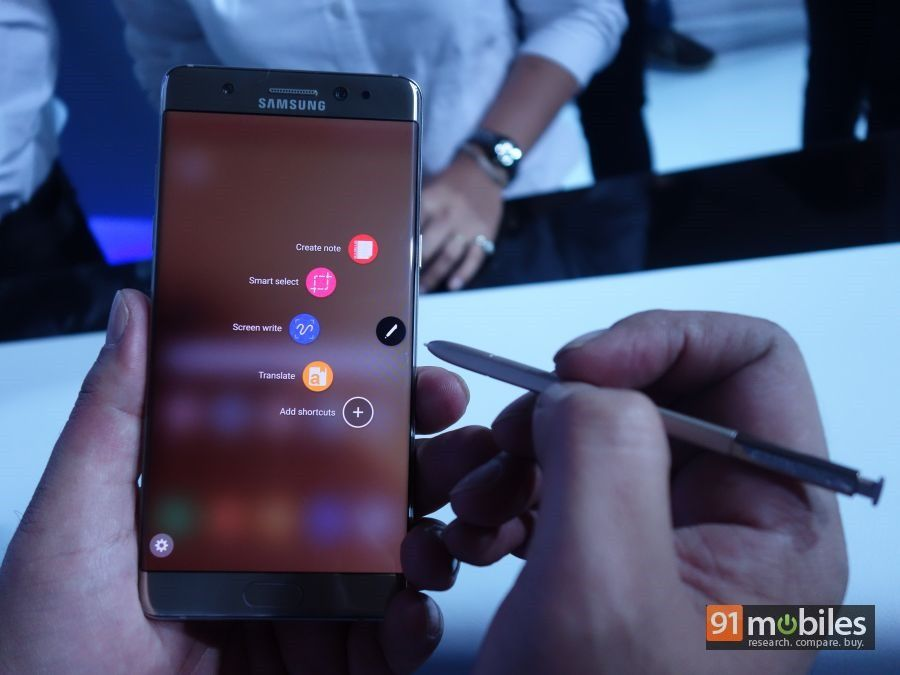 Samsung Galaxy Note7 first impressions - 91mobiles 25