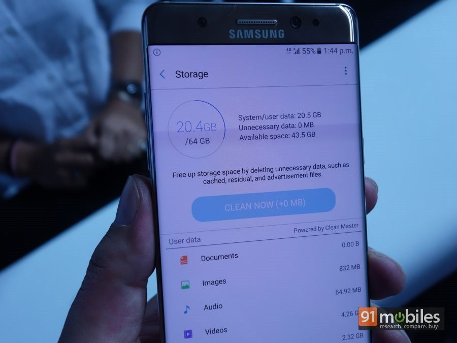 Samsung Galaxy Note7 first impressions - 91mobiles 35