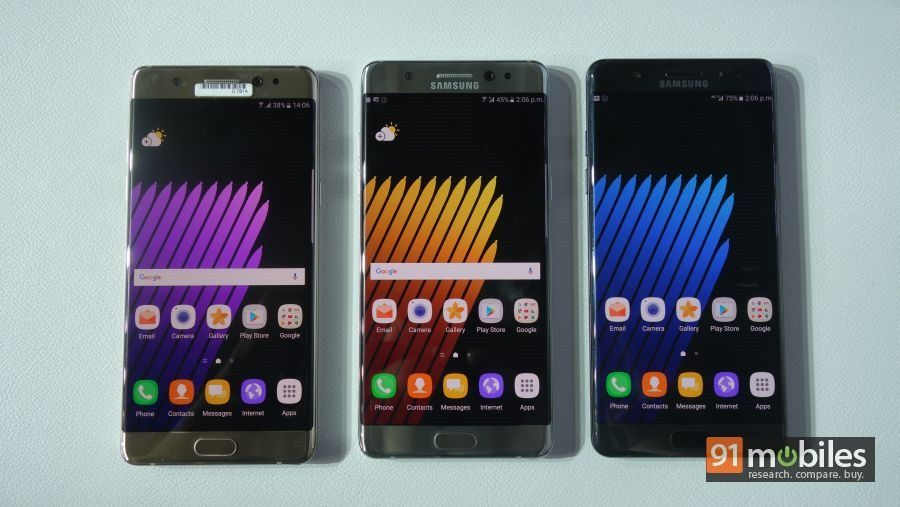 Samsung Galaxy Note7 first impressions - 91mobiles 46