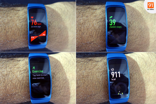 Fitness Tracking and S Health