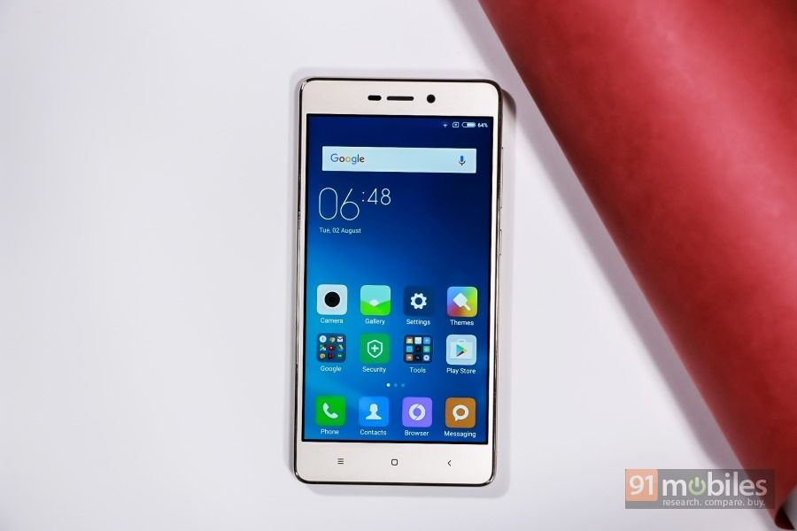 Xiaomi Redmi 3S: frequently asked questions | 91mobiles com