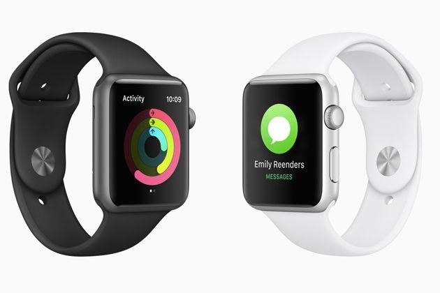 New Apple Watch Series 1