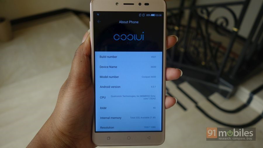 Coolpad Note 5  first impressions01