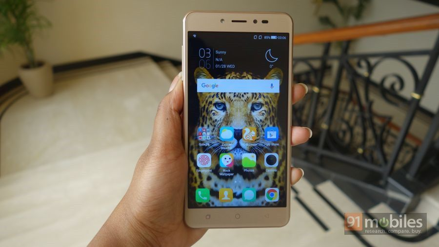 Coolpad Note 5  first impressions06
