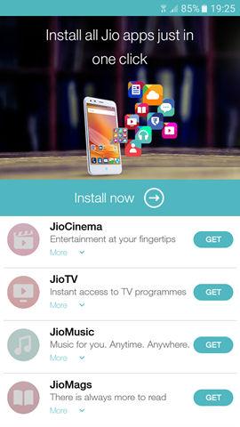 Jio apps 1