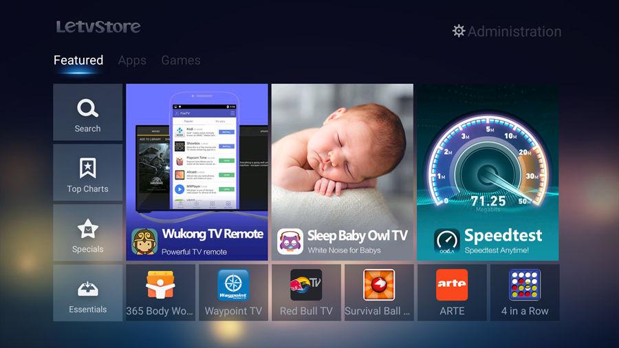 LeEco TV 2