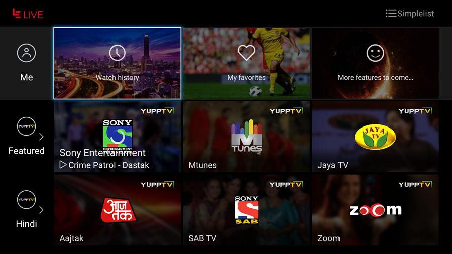 LeEco TV 6