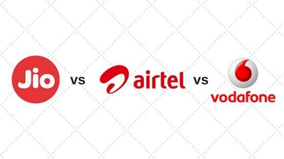 Airtel Vs Vodafone And Idea Prepaid Plans Comparison