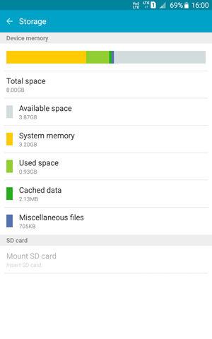 Samsung Galaxy J Max screenshot (1)
