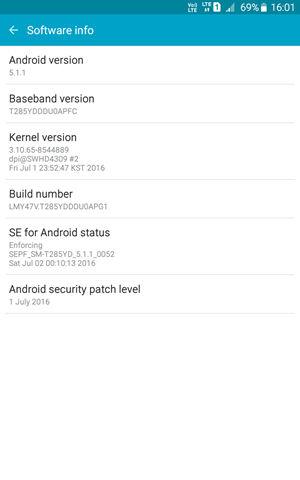 Samsung Galaxy J Max screenshot (3)
