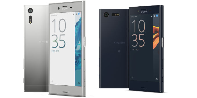 Sony Xperia XZ_X Compact