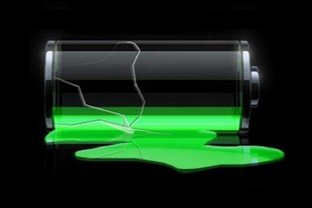 Replace a damaged battery immediately