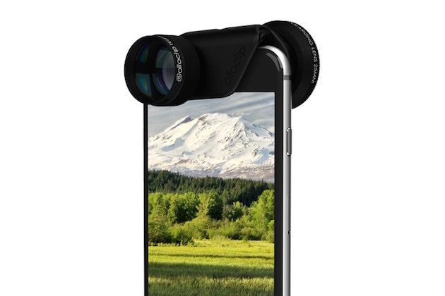 Apple iPhone 6s Plus 128GB and an Olloclip Telephoto lens