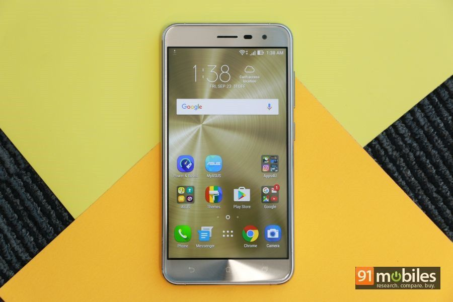 ASUS ZenFone 3 5.5-inch variant review - 91mobiles 01