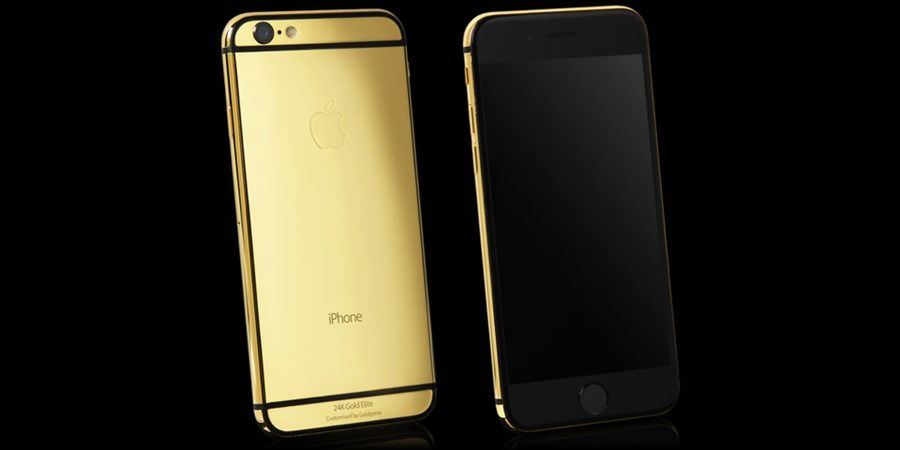 Apple iPhone 6s Gold edition