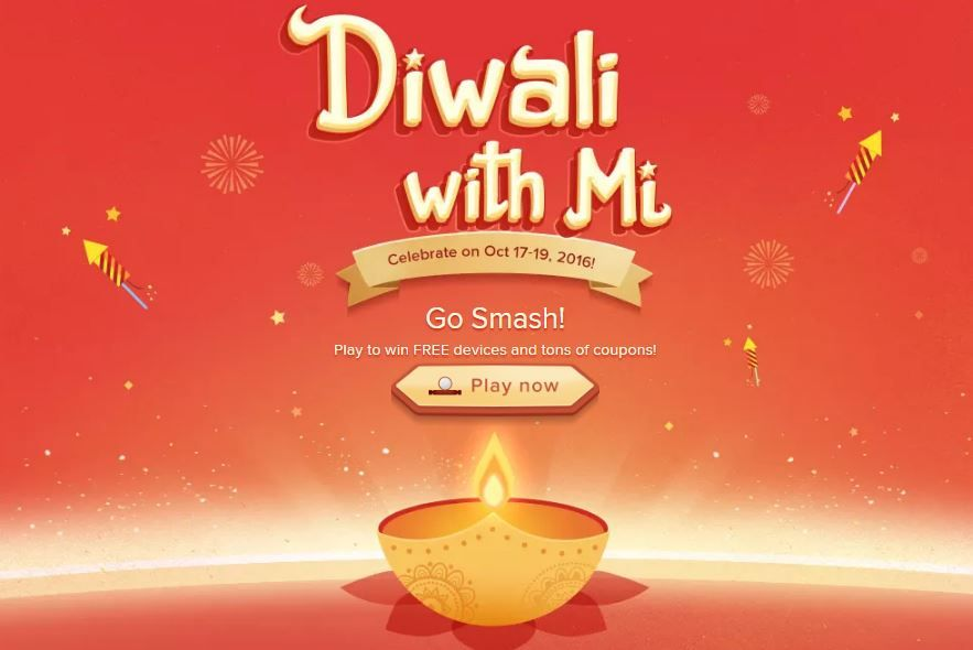 8044f8123 Xiaomi s  Diwali with Mi  sale from October 17th to 19th to bring Re ...