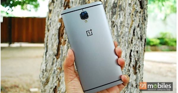 c790f6188b OnePlus 3T colette edition with all-black finish unveiled ...