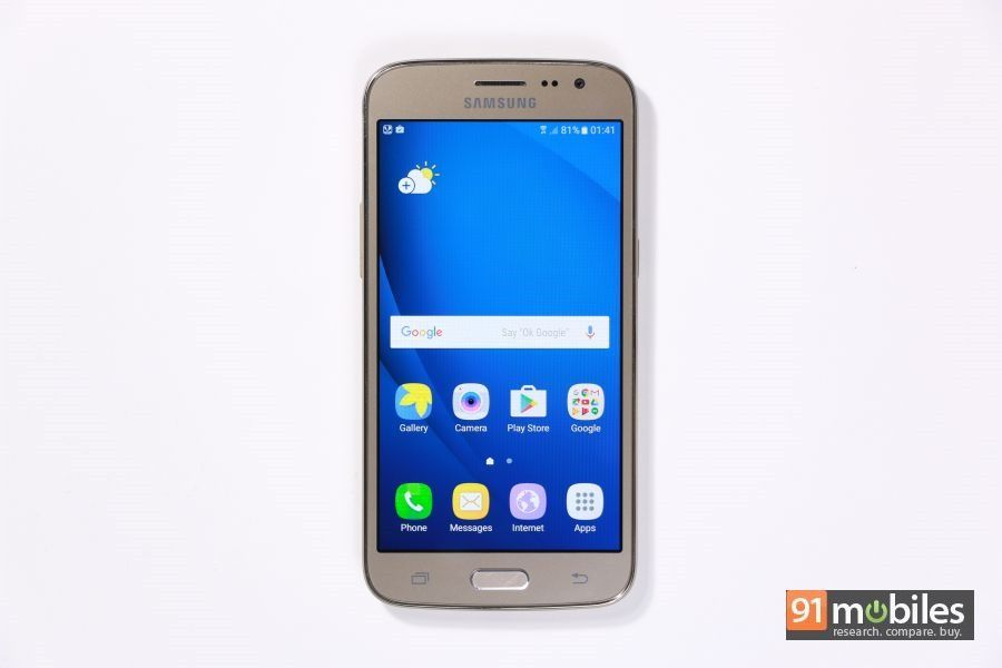 Samsung Galaxy J2 Pro review - 91mobiles 01