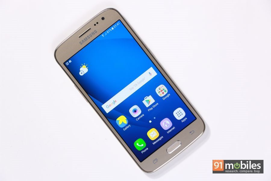Samsung Galaxy J2 Pro review - 91mobiles 05