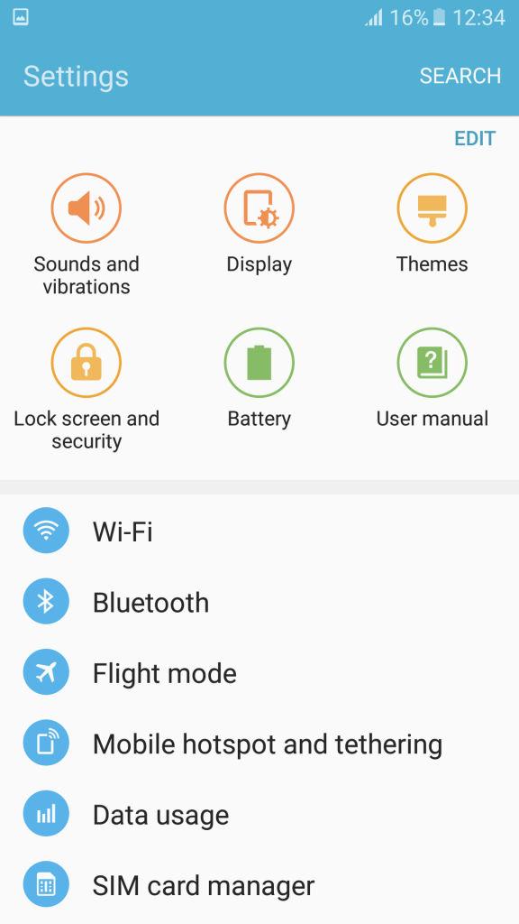 Samsung Galaxy On8 SS 2