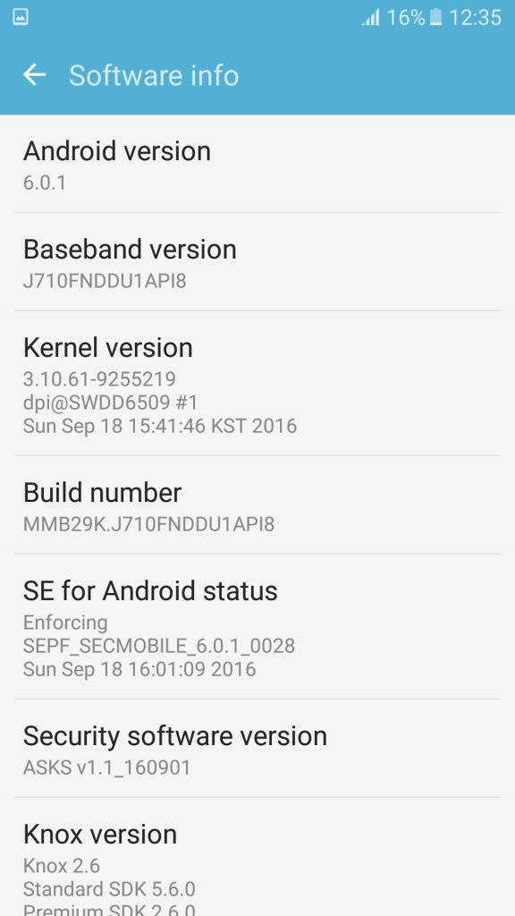 Samsung Galaxy On8 SS 3