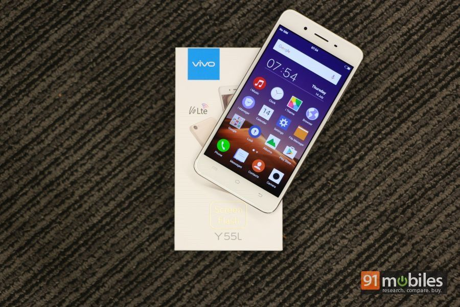 vivo Y55L unboxing and first impressions 09