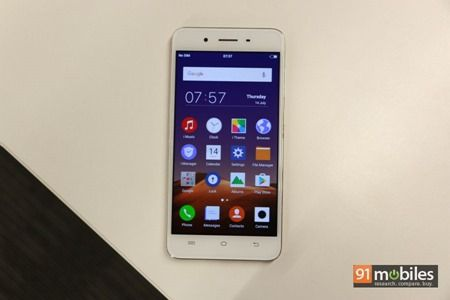 vivo Y55L unboxing and first impressions 12