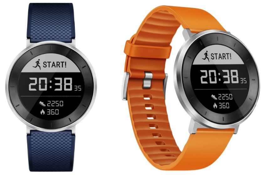 Huawei FIT fitness tracker with heart rate sensor and six ...