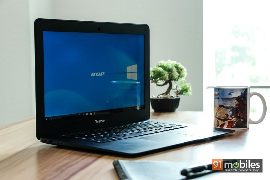 RDP ThinBook review - 91mobiles 12