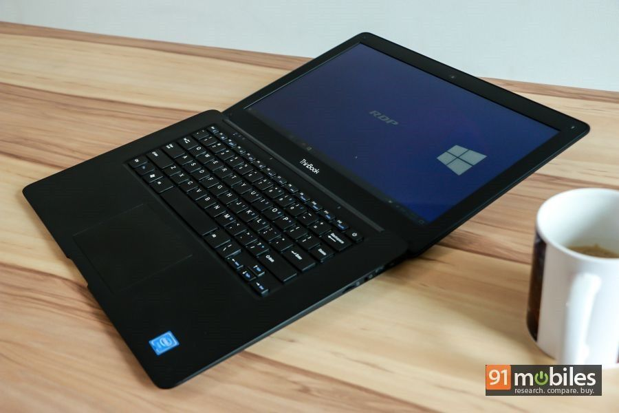 RDP ThinBook review - 91mobiles 15