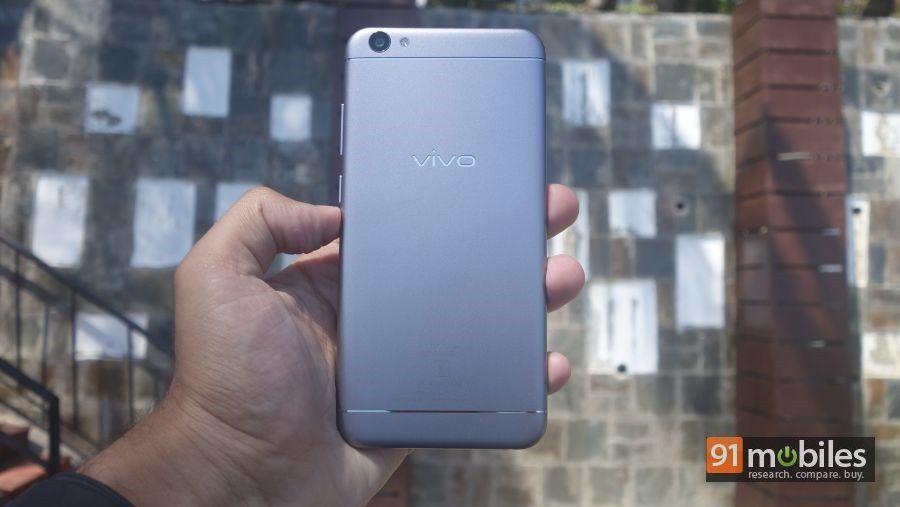 vivo V5 first impressions: a solid mid-ranger piggybacking