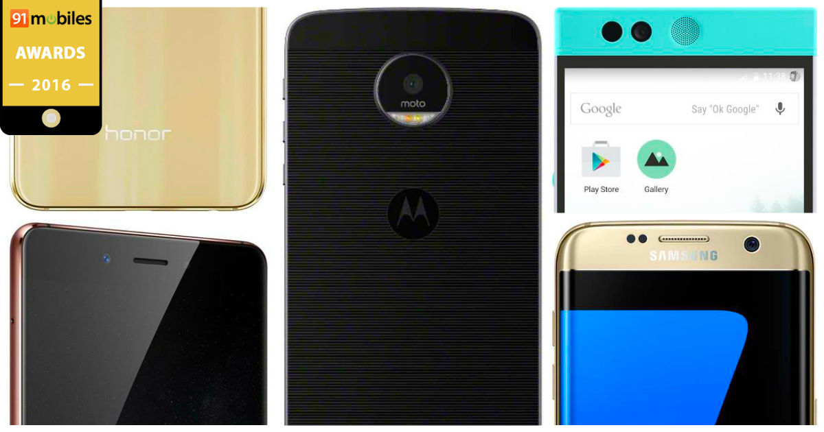 91mobiles Awards 2016: Nominees for the Sexiest Phone of ...
