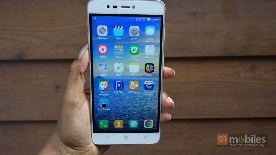 Coolpad Mega 3 first impressions: provides a safe haven for