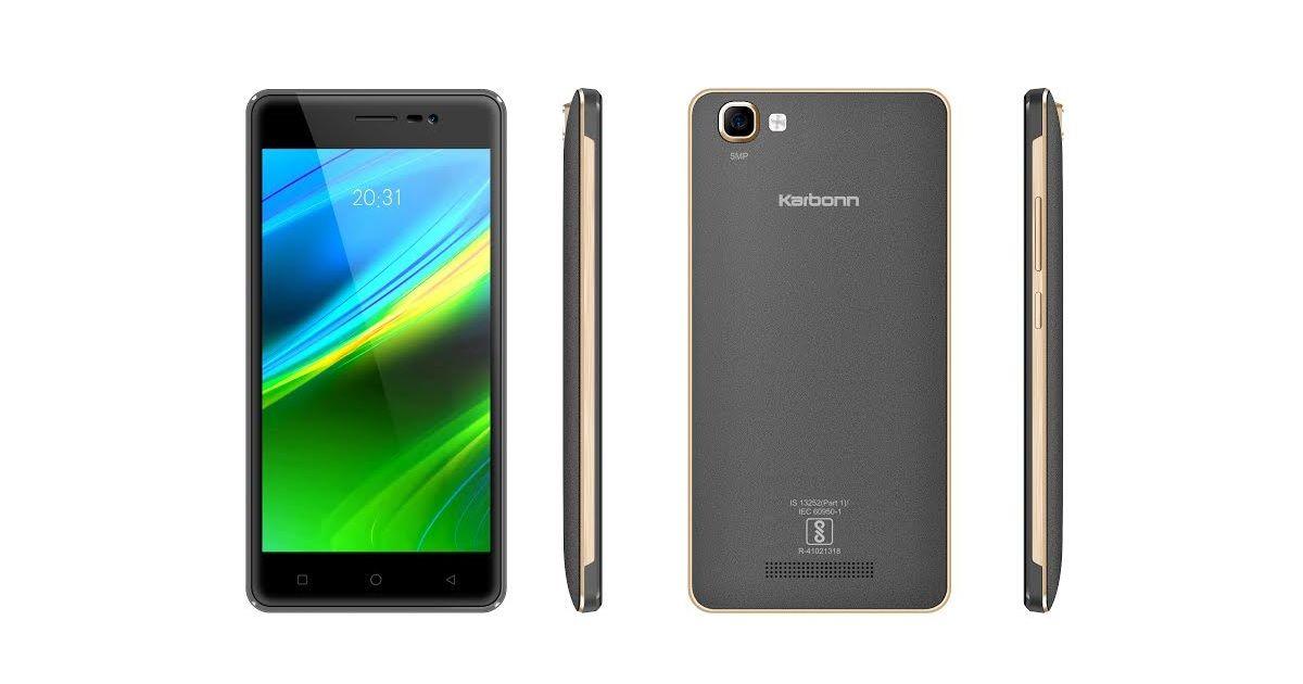 Karbonn introduces 4G variants of the Aura Note, K9 Smart