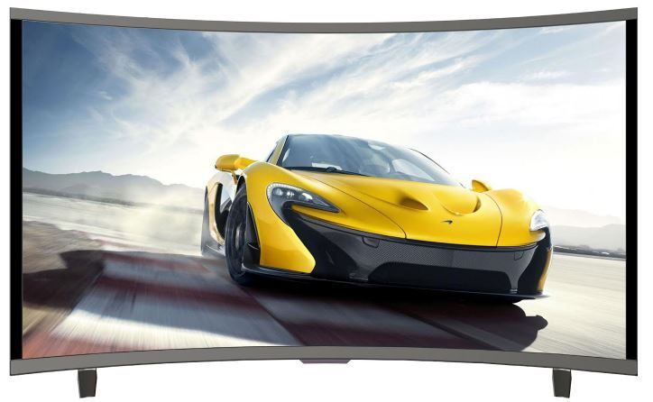 e31a198cb Noble Skiodo launches 32-inch curved LED TV for Rs 15